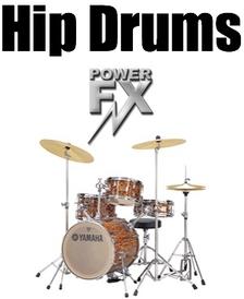 Hip drums