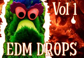 128 edm drops vol1