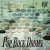 Pop rock drums