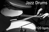 120 jazz drums