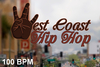 100 west coast hip hop
