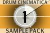 Drum cinematica vol1 sample pack